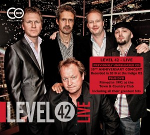 Level 42 Two's Company Live (DVD & CD set)