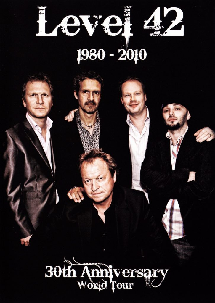 Level 42 30th Anniversary Tour 2010 (DVD)