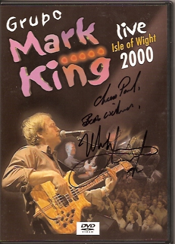 Grupo Mark King Live 2000 (DVD)