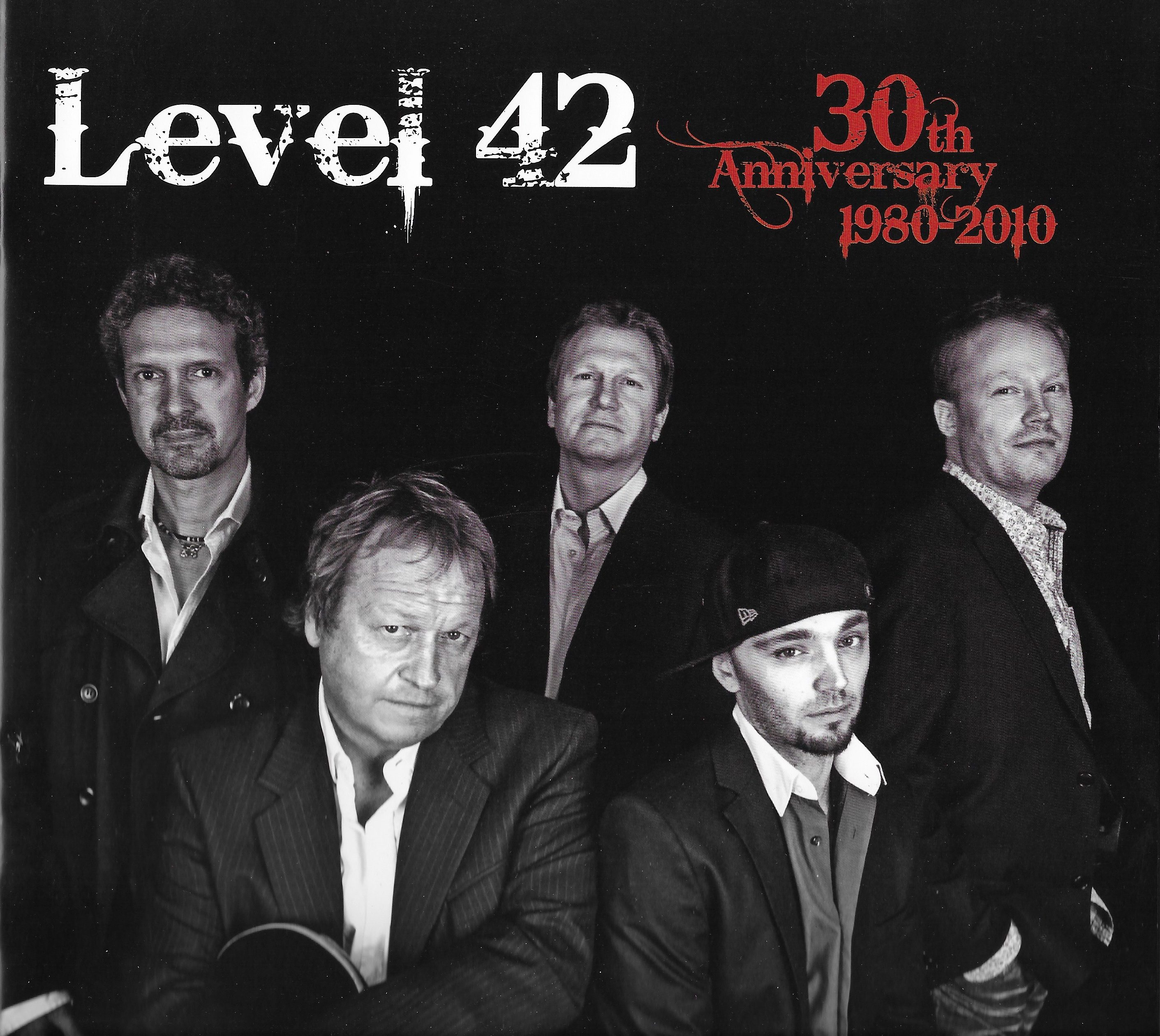 Level 42 30th Anniversary Tour Programme