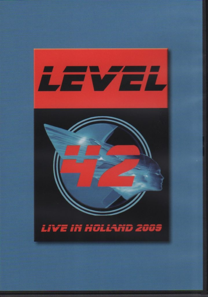 Level 42 Live in Holland 2009 (DVD)