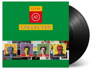 Level 42 Collected (Vinyl)