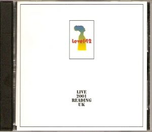 Level 42 Live at Reading 2001 (Audio CD)