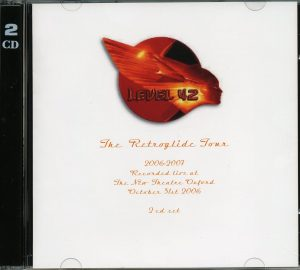 Level 42 Retroglide Tour (2 CD set)