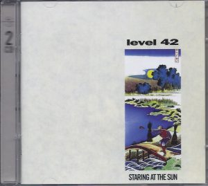 Level 42 Staring At The Sun (2 CD set)