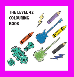 Level 42 Colouring Book