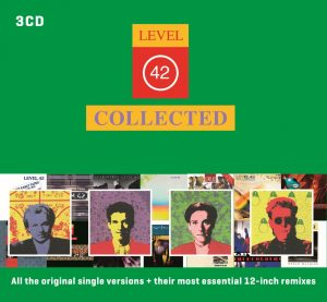 Level 42 Collected (3 CD set)
