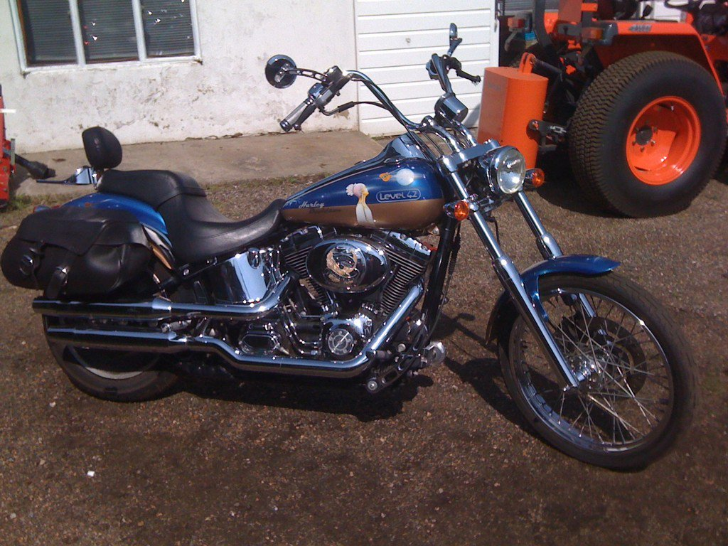 Mr King S Harley For Sale Is Now Sold Level42 Com