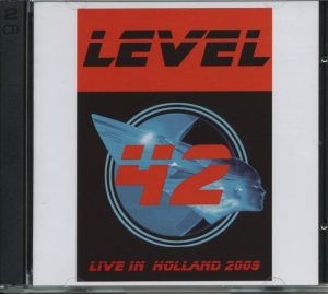 Level 42 Live in Holland 2009 (2 CD set)