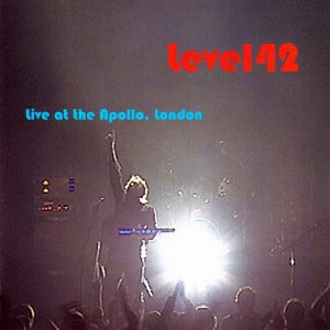 Level 42 Live at the Apollo 2003 (Audio CD)
