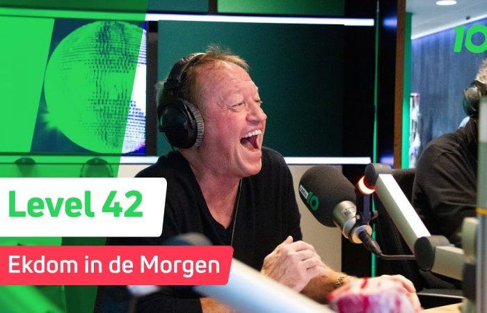 level 42 nederland 2016